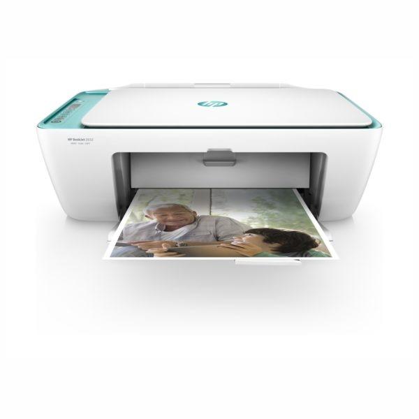 Hp Deskjet 2632 All-in-One Printer | Foretec Marketplace